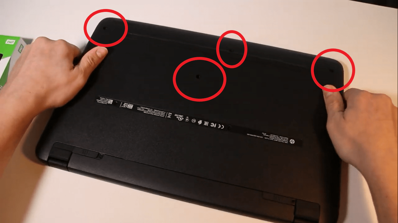 Remove Hard Drive from Your Computer