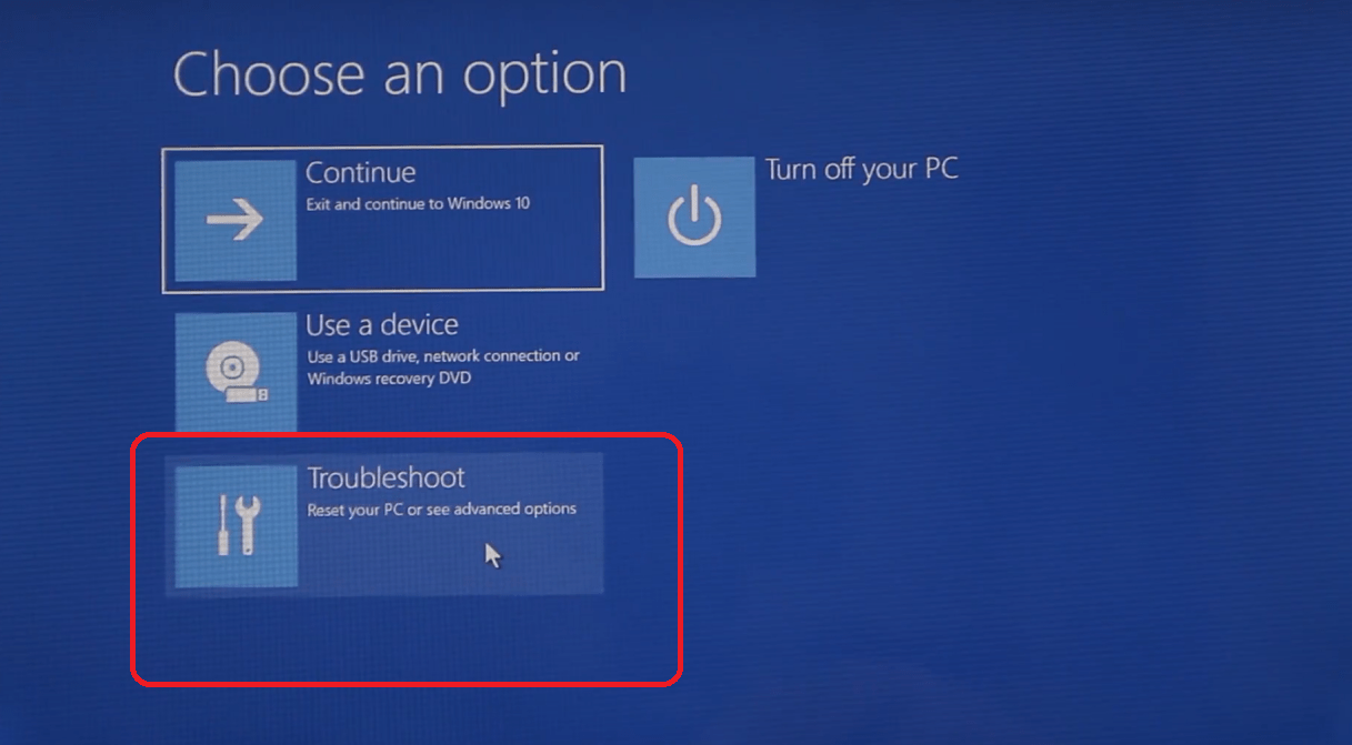 How to System Restore If You Can't Start Your Computer