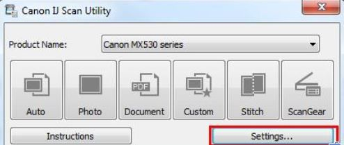 How to Scan Multiple Pages Into One PDF on Windows 10 with Canon