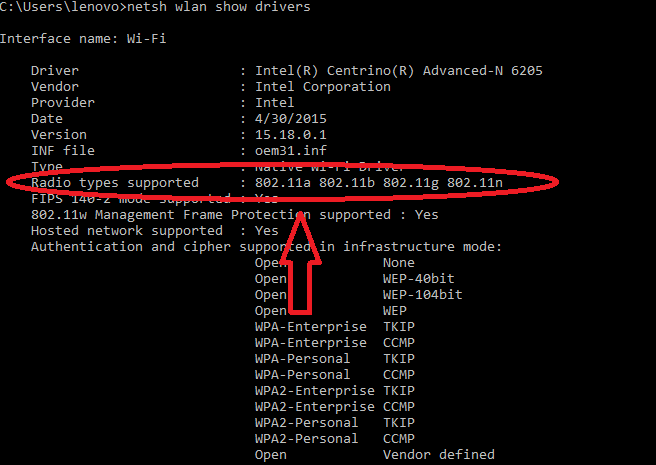 How to connect to 5GHz Wi-Fi Windows 10