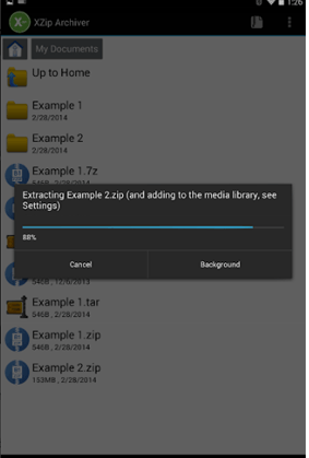 how to send large videos through text on androi
