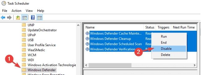 How To Disable Antimalware Service Executable In Windows 10