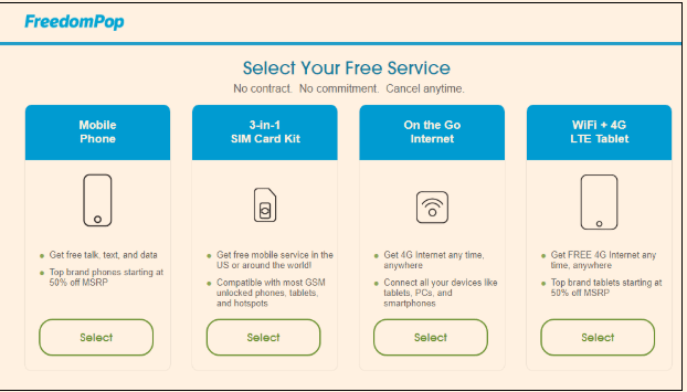 how to get free 4g data on android