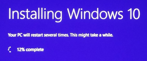 How To Fix Black Screen When Installing Windows 10