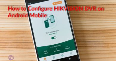 How to Configure HIKVISION DVR on Android Mobile