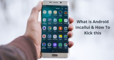 What is Android incallui