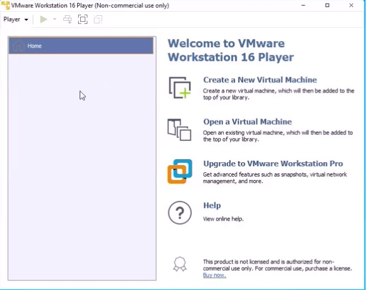 How to Install VMware on Windows 10