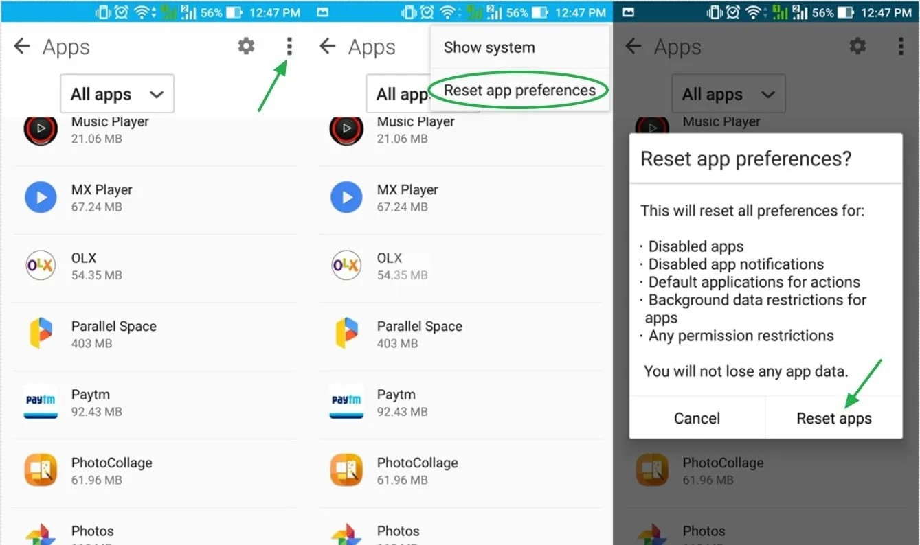 What is Android.process.acore