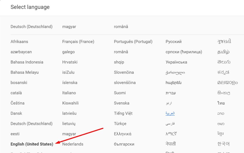 How to Change Language in Google Maps Android